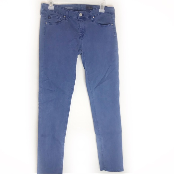 "Ag Adriano Goldschmied Denim - Adriano Goldschmied ""The Stevie"" Skinny Jeans"